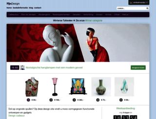 fijndesign.nl screenshot