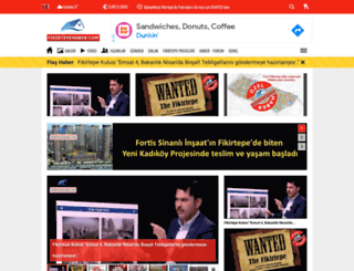 fikirtepehaber.com screenshot