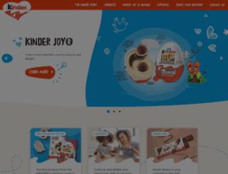 fiksiki.kinder-promo.com.ua screenshot
