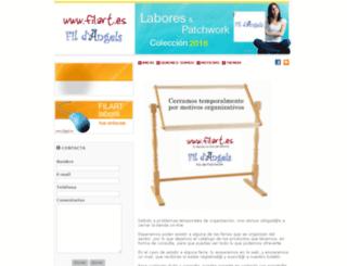 filart.es screenshot