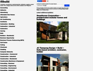 filbuild.com screenshot
