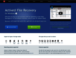 file-recovery.com screenshot