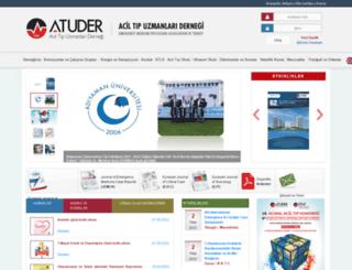file.atuder.org.tr screenshot