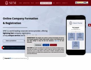 file.sfm-offshore.com screenshot