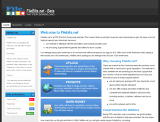 filebits.net screenshot