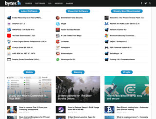 filecluster.com screenshot