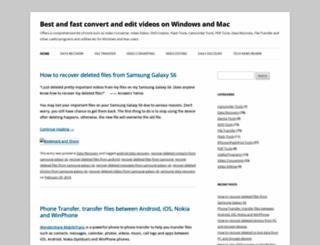 fileconvertermac.com screenshot