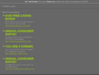 filedin.com screenshot