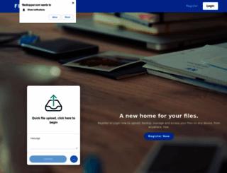 filedropper.com screenshot