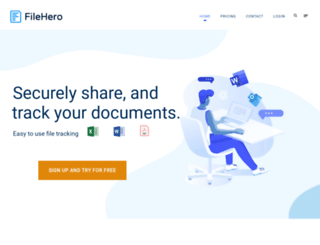 filehero.com screenshot