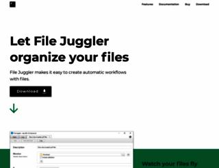 filejuggler.com screenshot