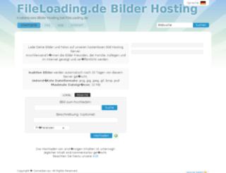 fileloading.de screenshot