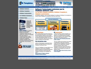 filemakersoftware.com screenshot