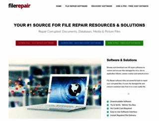 filerepair1.com screenshot