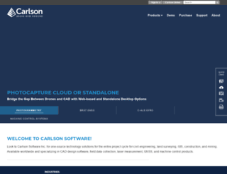 files.carlsonsw.com screenshot