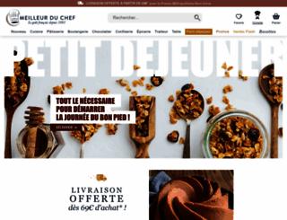 files.meilleurduchef.com screenshot
