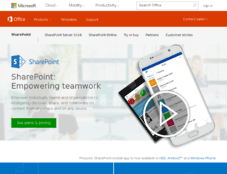 filesharepoint.com screenshot