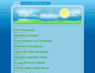 filesprr.com screenshot