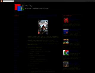 filestone.blogspot.com screenshot