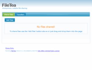 filetea.me screenshot