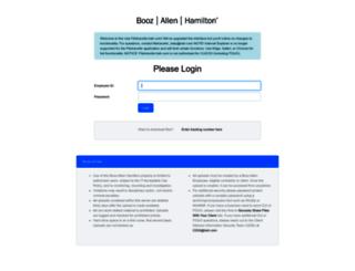 filetransfer.bah.com screenshot