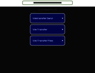 filetransfers.de screenshot