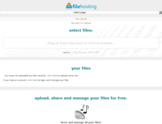 filevee.com screenshot