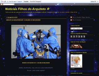 filhosdoarquiteto.blogspot.com.br screenshot