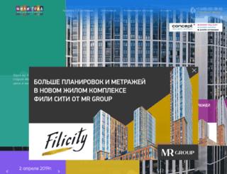 fili-grad.ru screenshot