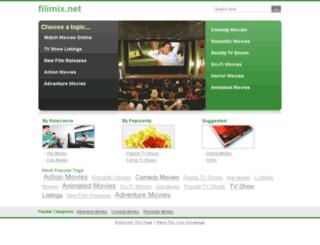 filimix.net screenshot