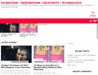 filination.com screenshot