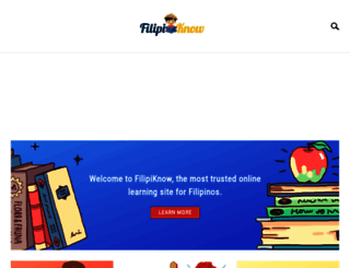 filipiknow.net screenshot