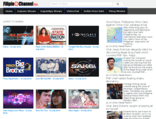 filipinochanneldot-to.blogspot.com screenshot