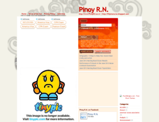 filipinonurse.blogspot.com screenshot