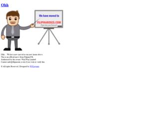 filipinouk.co.uk screenshot