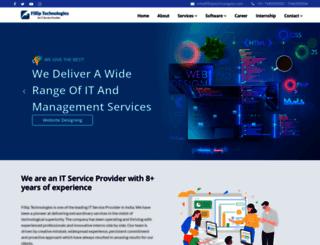 filliptechnologies.com screenshot