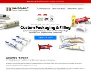 fillitpackit.com screenshot