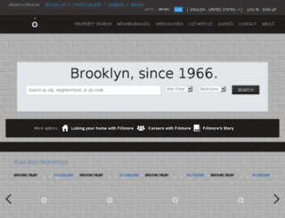 fillmore.com screenshot