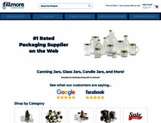 fillmorecontainer.com screenshot
