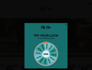 fillyflair.com screenshot