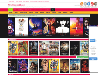 film-bioskop21.com screenshot