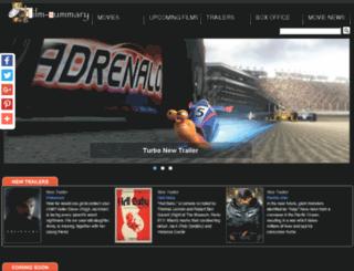 film-summary.com screenshot