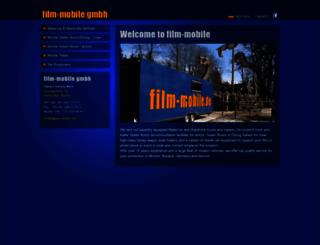 film-vehicles.net screenshot