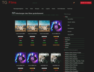film.telechargementgratuits.com screenshot
