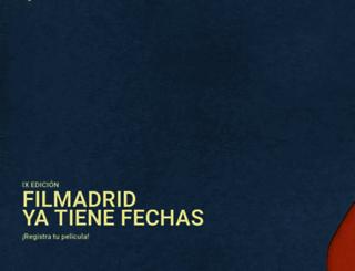 filmadrid.com screenshot