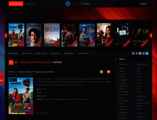filmaionline.ucoz.net screenshot