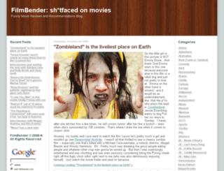 filmbender.com screenshot
