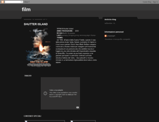filmdavedere.blogspot.com screenshot