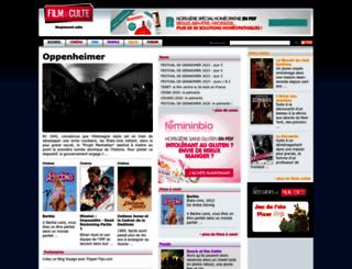 filmdeculte.com screenshot