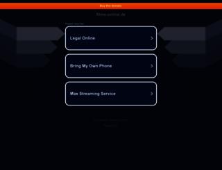 filme-online.de screenshot